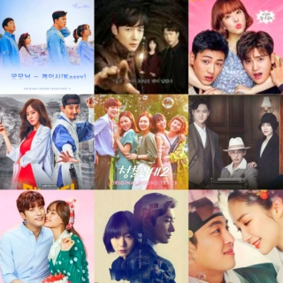 A Year In Korean Drama OST - 2017