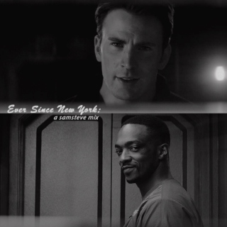 ever since new york -- a samsteve mix