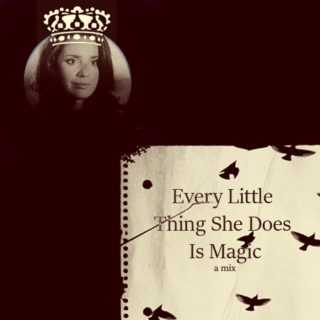 Every Little Thing She Does Is Magic ~ An Anthea/Molly Hooper Mini Mix