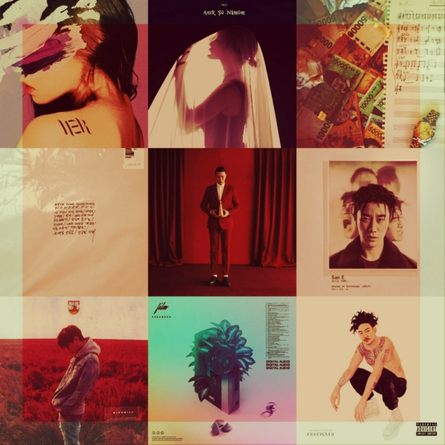 BEST OF 2017: KHIPHOP/RNB