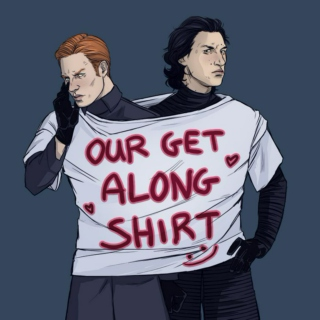 darth emo and his evil space ginger