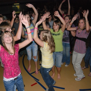 jr high dances (2007-2011)
