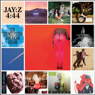 40 Favorite Songs of 2017