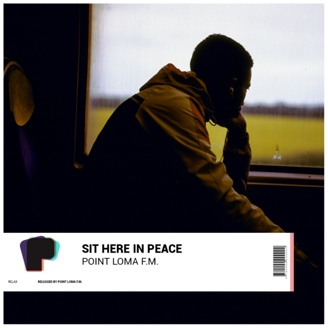 sit here in peace