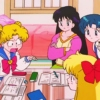 Studying with Usagi