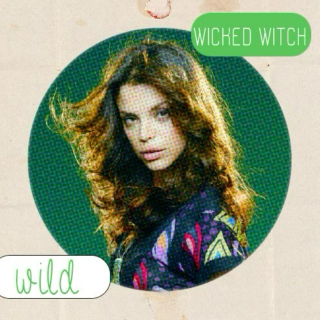 wild wicked witch