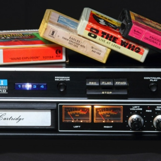I Filled Up the 8-Track With Righteous Tunes