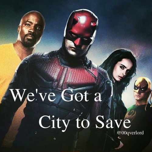 We've Got a City to Save