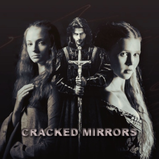 cracked mirrors
