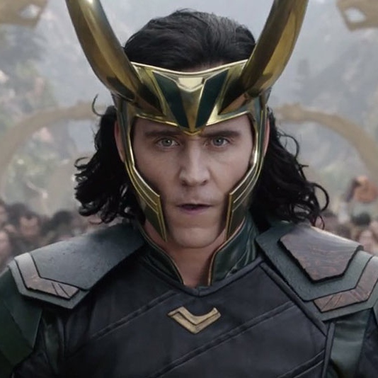 Loki - If I am for the Axe