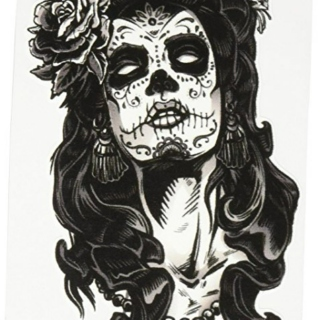 la santa muerte [what do you think happens after you die?? :)]