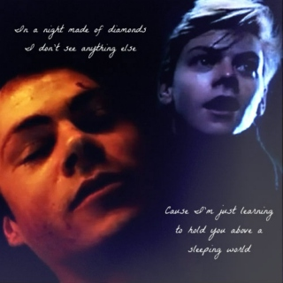 Sleeping World [Thomas and Newt]