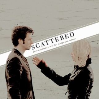 ● scattered. (doctor / rose)