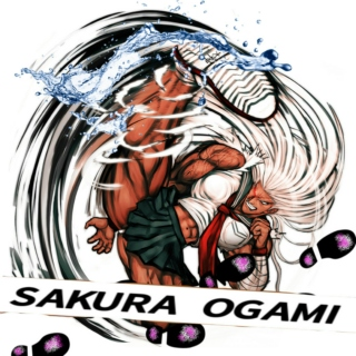 This is the Path That I Have Chosen: A Sakura Ogami Mix