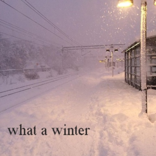 what a winter