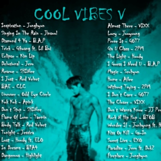 Cool Vibes V