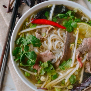 The Pho Mix