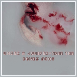 Under a juniper-tree the bones sang