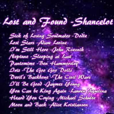 Lost and Found - Shancelot
