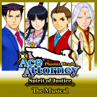 SPIRIT OF JUSTICE — the musical