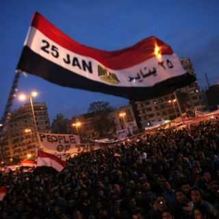 Freedom Rising: The Egyptian Revolution