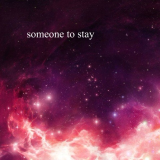 someone to stay // a sci-fi romance mix