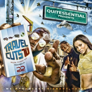 The 22nd Letter - Travel Cuts (Summer 2010 Edition) [Mixtape]