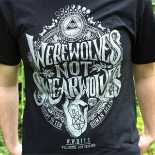 we're wolves