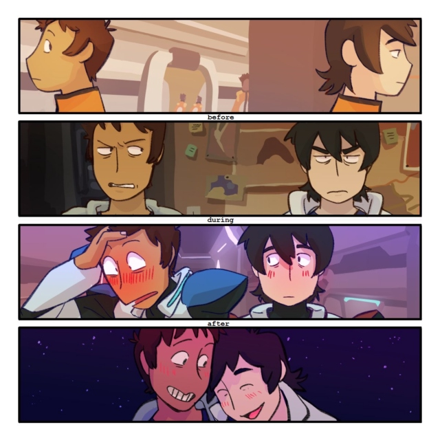Before, During, After: A Playlist About Lance And His Feelings (ft. The Occasional Keith Interlude)