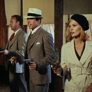 *I don't want to end up like Bonnie and Clyde