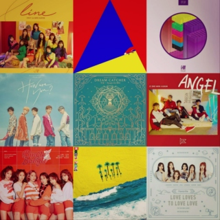 Kpop Releases: May