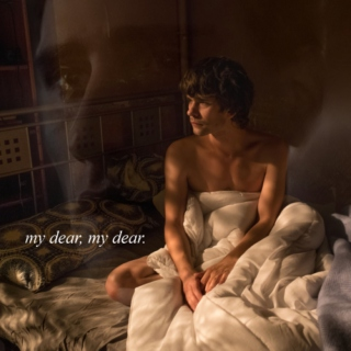 my dear, my dear. [london spy]