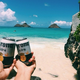 beers & beaches