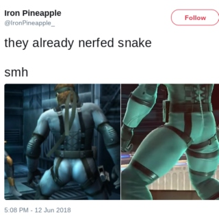 rip solid snakes sweet fanny