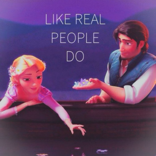 ▶ LIKE REAL PEOPLE DO