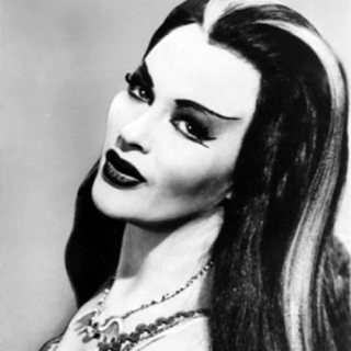 lily munster ain't got nothing on you