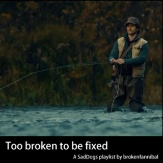 Too broken to be fixed