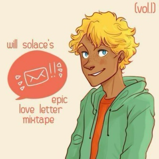 will solace's epic love letter mixtape, vol.1