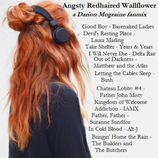 Angsty Redhaired Wallflower