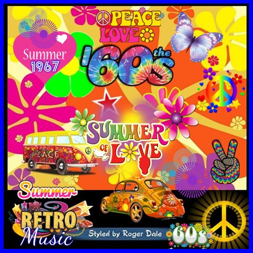 """Summer of Love"" 1967 Classic Music box mix"