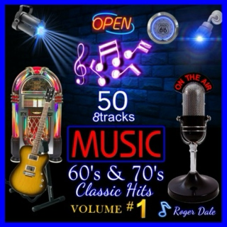 Classic 60's & 70's Music mix Hits Volume # 1