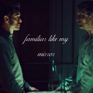 familiar like my mirror: a hannigram mix