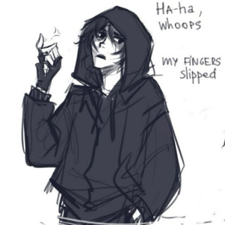 Nico di Angelo // The Ghost King