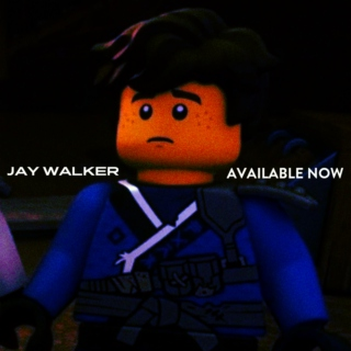 Jay Walker - Available Now