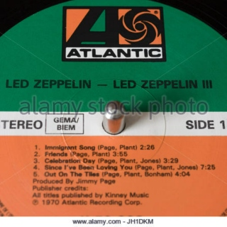Celebrating Vinyl: Atlantic/ATCO Records