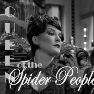 Queen of the Spider People!