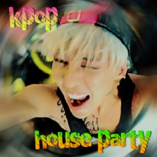 kpop house party