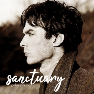 Sanctuary - A Gabe Jackson Playlist