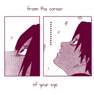 from the corner of your eye - side a