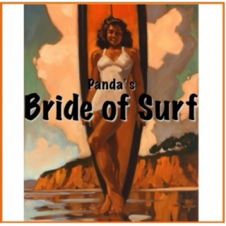 Panda's Bride of Surf